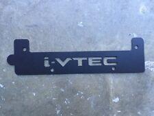 CUSTOM METAL (18 GAUGE) K20A I-VTEC SPARK PLUG COVER DC5 EP3 JDM CF