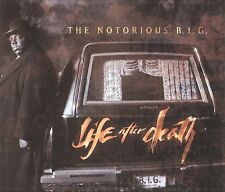 Notorious B.I.G. LIFE AFTER DEATH BIG EXPLICIT New Sealed 2 CD