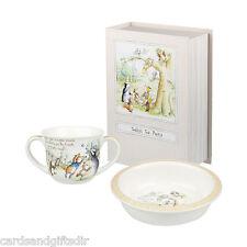 Teddy's Tea Party Mug and Porringer by Churchill China