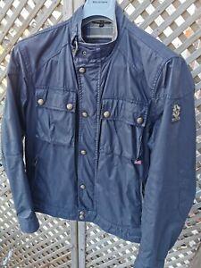 Mens Belstaff Racemaster Jacket Size 56 (46 inch)