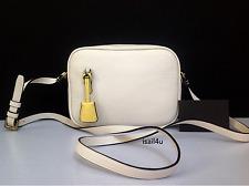 J.Crew Signet Bag In Italian Leather NWT Authentic Color: Fresh Cream