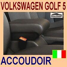 VOLKSWAGEN GOLF 5 - accoudoir et stockage pour-armrest  - apoyabrazos - Italy--@