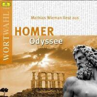 MATHIAS WIEMAN - AUS DER ODYSSEE 2 CD NEU