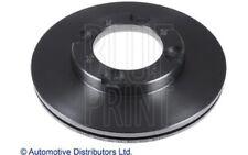 2x BLUE PRINT Discos de freno delanteros Ventilado 242mm ADG04308
