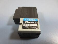Koganei  LTD V030E1 3 Port Solenoid Valve 24V Vdc USED