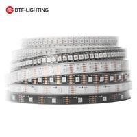 1-5M LED Luz Tira Súper Brillante Impermeable SMD RGB 5050 Flexible Color DC5V