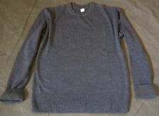 WWII GERMAN WOOL UNDER SWEATER-LARGE