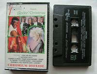 Hudson Bay Presents Rockin' Christmas ~ Various Artists Cassette Tape 1986 WORKS