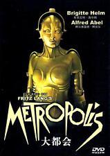 """New DVD """" Metropolis """" Brigitte Helm, Alfred Abel"""