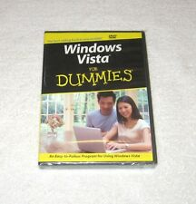 Computer Educational WINDOWS VISTA for DUMMIES is BRAND NEW FACTORY SEALED