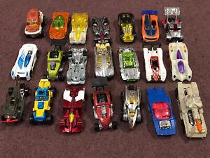 20 hot wheels toy car job lot bundle Lot 4 - READ LISTING