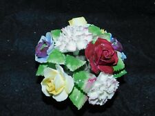Royal Doulton Porcelain Bone China Flower Basket
