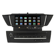 "AUTORADIO BMW X1 E84 NAVIGATORE GPS ANDROID WI-FI 3G 9""HD DVD USB SD CANBUS ZK"