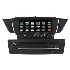 "AUTORADIO BMW X1 E84 NAVIGATORE GPS ANDROID WI-FI 3G 9""HD DVD USB SD CANBUS ZK"