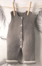 ecf40140d Knitted Dungarees in Crocheting   Knitting Patterns