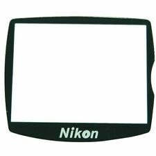 Outer LCD Screen Display Protection Window Glass Replacement For Nikon D60