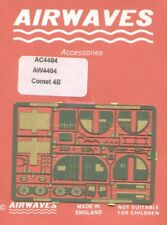 Airwaves 1/144 De Havilland Comet 4B Radiere Ein für Airfix Set #aec44004
