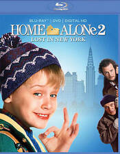 Home Alone 2: Lost in New York (Blu-ray/DVD, 2015, 2-Disc Set) NEW
