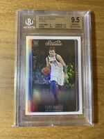 2018-19 Panini Chronicles Studio Luka Doncic Mavericks RC Rookie BGS 9.5