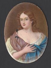 WILLS - MINIATURES (METAL) - MARY DAVIS