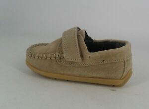 NEXT Signature Younger Boys Suede Loafers UK 4 EU 20.5 JS086 DD 10