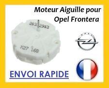 Micromoteur pour compteur Opel Frontera disfonctionnement aiguille