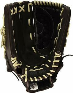 """Mizuno Franchise Fastpitch Softball Left Handed Glove 13"""" Brown Tan 312465F"""