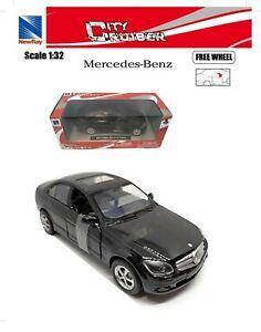 New Ray Modellino Auto Mercedes Classe C Class Mercedes Benz Scala 1:32 Die Cast