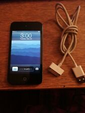 New listing Apple iPod Touch 4th Generation 8Gb - Black A1367