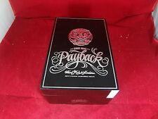 ROOM 101 THE BIG PAYBACK HUESO 60 X 6 LARGE WOOD CIGAR BOX