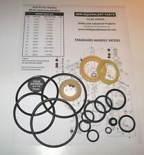 Seal Kit - Stanley BR-67 Hydraulic Breaker Seal Kit No. 04596