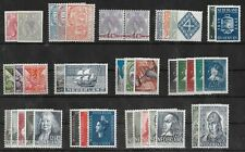 Netherlands 1923-1939 Mint Nh/Og Lot on Card Cv €380 Vf