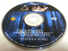 Nightmares & Dreamscapes Stephen King: Replacement DVD Disc 3 Only