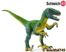 Schleich Velociraptor Dinosaurio Juguete de plástico sólido Jurassic animal Raptor * Nuevo 💥