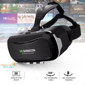 Gafas de realidad virtual VR Headset 3D para Android, IOS iPhone