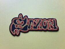 Saxon Patch Embroidered Iron On Or Sew On Badge