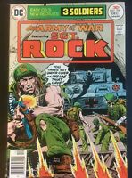 OUR ARMY AT WAR. NO. 299. SGT. ROCK. BRONZE AGE 1976. JOE KUBERT-COVER. .
