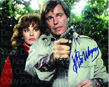 Hart to Hart Robert Wagner signed 8X10 photo picture poster autograph RP