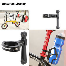 Bottle Cage Adapter Cagemount for 30.9-33.9mm folding bicycle Handlebar Seatpost