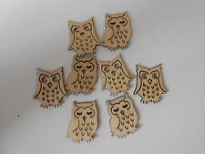 """CRAFT FOR OCCASIONS """"PRETTY OWLS"""" FOR CARDS AND CRAFTS"""
