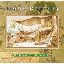 Barometer Soup by Jimmy Buffett (CD, Aug-1995, Margaritaville/MCA)