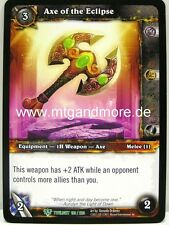 WoW - 2x Axe of the Eclipse - Twilight of the Dragons