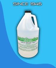 Sodium Silicate 375 Type N 1 Gallon Water Glass Auto Repair Head Gasket