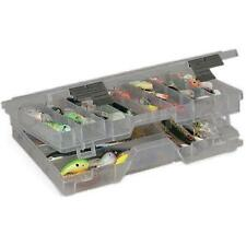 Plano 4700 Double Layered Organiser Box for Fishing, DIY and Hobby Storage