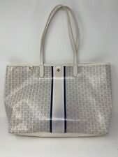 "Tory Burch Gemini Link Tote Extra Large XL 16"" Purse Bag 005"
