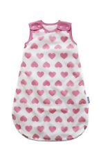 Babasac Multi Tog Sleeping Bag Pink for 6-18 Months Summer Winter Tog 1 Or 2.5