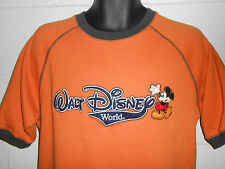 Vintage Mickey Mouse Walt Disney World Embroidered T-Shirt S/M