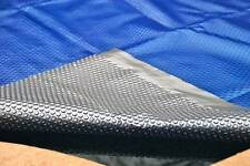 27' Round Swimming Pool Solar Cover Blanket 12mil Premium Space Age
