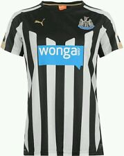 Newcastle United Home shirt LARGE  2014/15 Short Sleeves New with tags Puma