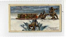 (Jc2011-100)  PLAYERS,POLAR EXPLORATION,2ND SERIES,A SLEDGE PARTY,1916#15